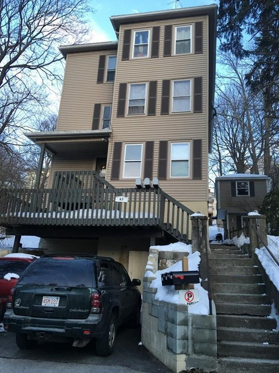 67 Rodney St., Worcester, MA 01605 (MLS #72294649) :: Apple Country Team of Keller Williams Realty