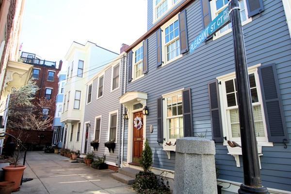 2 Pleasant Street Ct, Boston, MA 02129 (MLS #72294979) :: Goodrich Residential