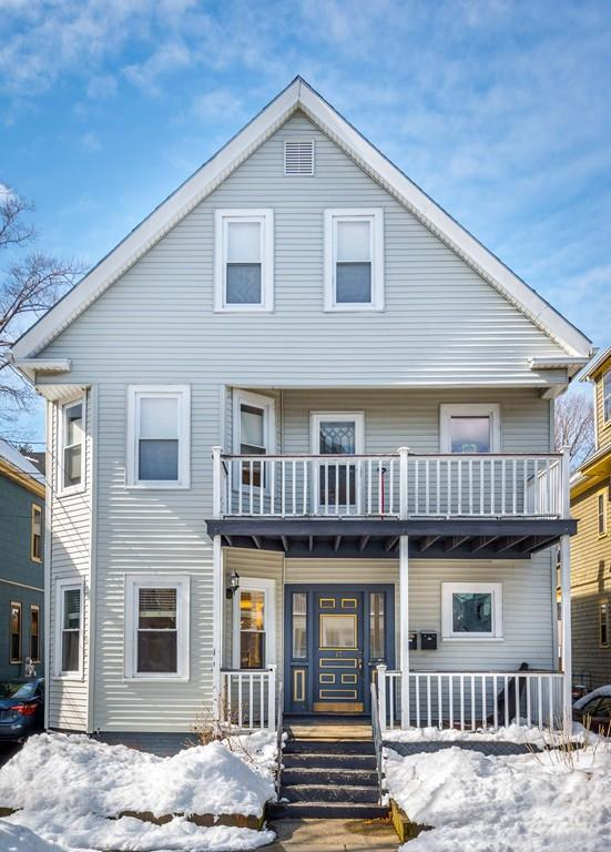 17 Bay State Avenue #1, Somerville, MA 02144 (MLS #72295020) :: Vanguard Realty