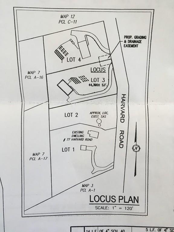 Lot 3 & 4 Harvard Rd, Shirley, MA 01464 (MLS #72295237) :: The Home Negotiators