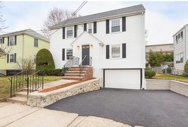 54 Mary Street #2, Arlington, MA 02474 (MLS #72295977) :: Westcott Properties