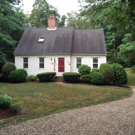 4 Pine, Sandwich, MA 02563 (MLS #72296089) :: ALANTE Real Estate
