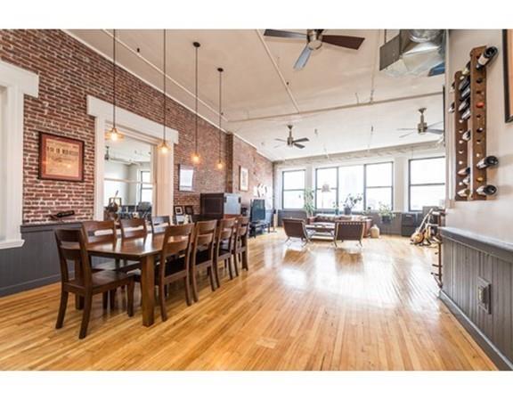 80 Summer Street #5, Boston, MA 02111 (MLS #72297062) :: Westcott Properties
