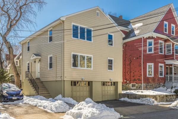 58 Fairmont #1, Arlington, MA 02474 (MLS #72297080) :: Westcott Properties