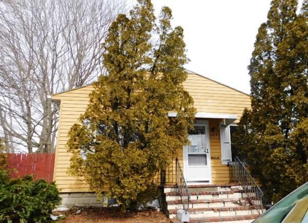 411 North St, New Bedford, MA 02740 (MLS #72297603) :: ALANTE Real Estate