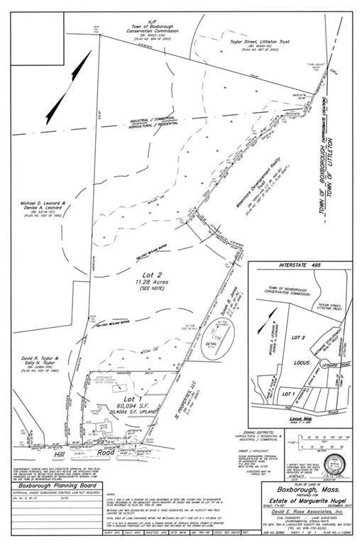 1178 Hill Rd, Boxborough, MA 01719 (MLS #72297641) :: The Home Negotiators