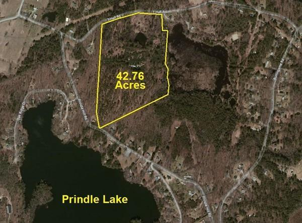 Lot 5 T Hall Road, Charlton, MA 01507 (MLS #72297825) :: Anytime Realty