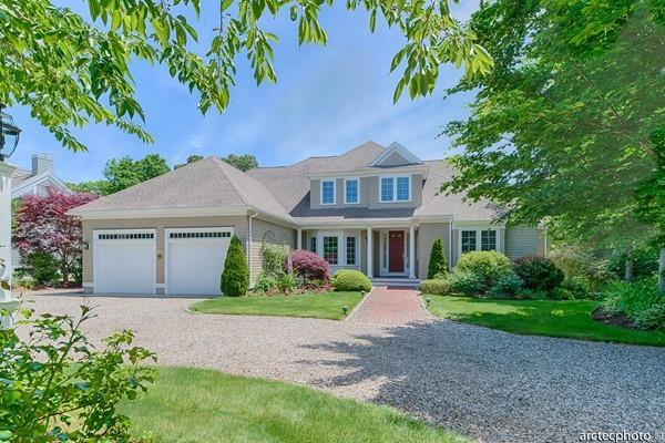 57 The Heights, Mashpee, MA 02649 (MLS #72300006) :: Exit Realty