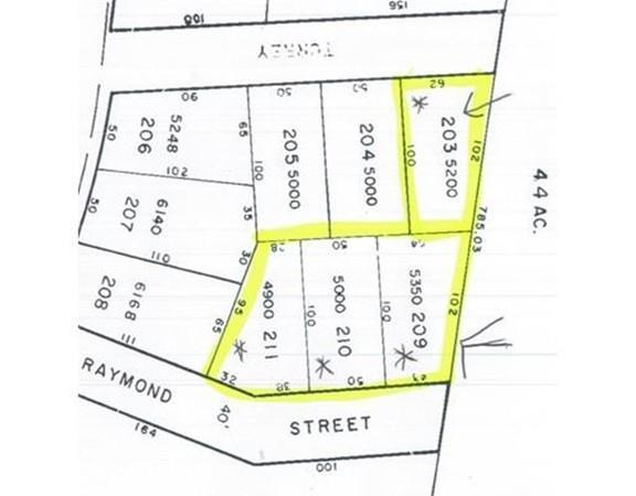 0 Torrey Street, Attleboro, MA 02703 (MLS #72300631) :: Westcott Properties