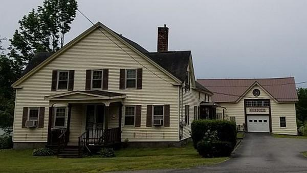 27 Main St., Ashburnham, MA 01430 (MLS #72301198) :: Goodrich Residential