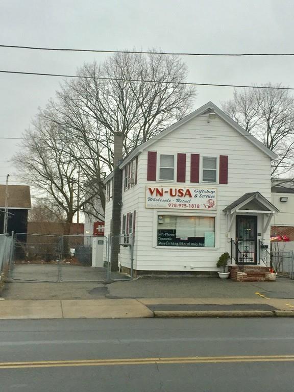 206 South Broadway, Lawrence, MA 01843 (MLS #72305796) :: Westcott Properties