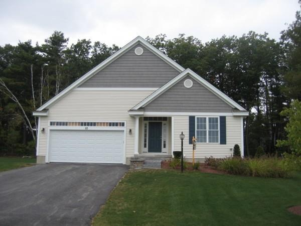 Lot63 Kimberly Lane Littleton, Westminster, MA 01473 (MLS #72309491) :: Commonwealth Standard Realty Co.