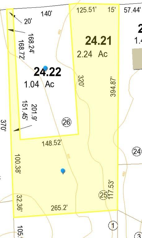 Lot 25 Granby Road, Belchertown, MA 01007 (MLS #72309955) :: Maloney Properties Real Estate Brokerage
