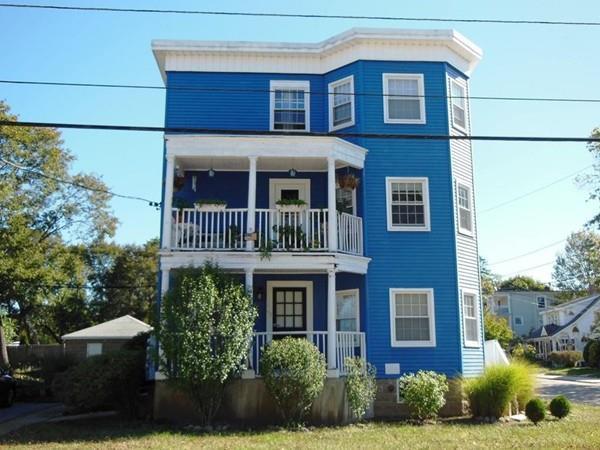 75 Dennis Street #4, Attleboro, MA 02703 (MLS #72311781) :: Westcott Properties