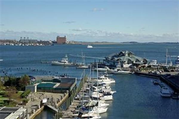 63 Atlantic Avenue 6D, Boston, MA 02110 (MLS #72313496) :: Local Property Shop
