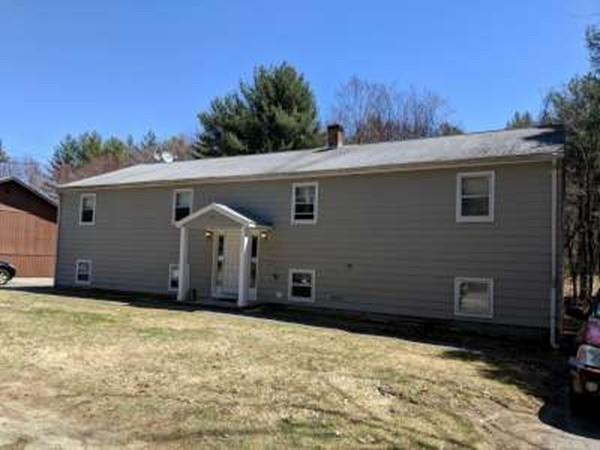 433 Sewall St #1, Boylston, MA 01505 (MLS #72313638) :: Westcott Properties