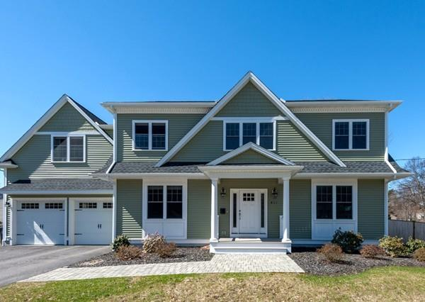 811 East St, Dedham, MA 02026 (MLS #72313652) :: Westcott Properties