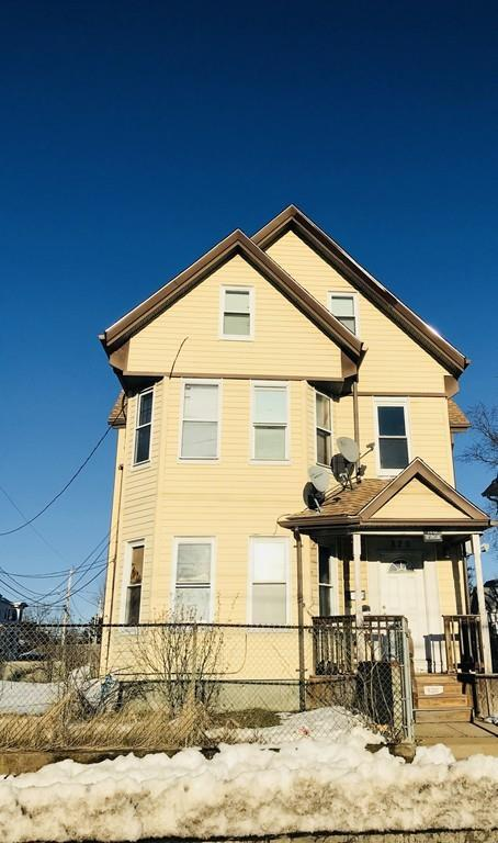 820 Warren Ave, Brockton, MA 02301 (MLS #72313668) :: Local Property Shop