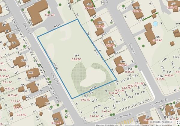 0 Spruce St, North Attleboro, MA 02760 (MLS #72315112) :: Westcott Properties