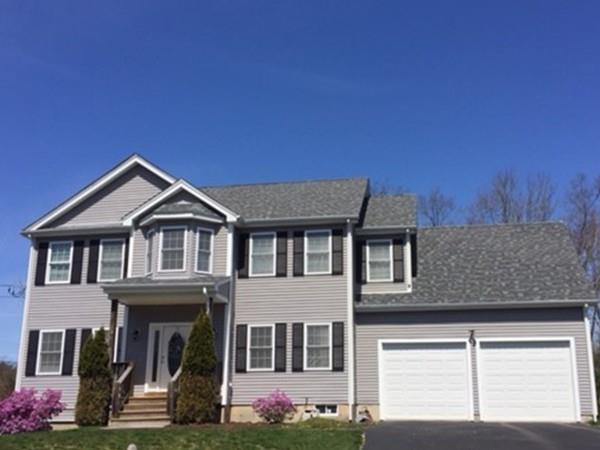 12 Laura Drive, Attleboro, MA 02703 (MLS #72315265) :: Westcott Properties