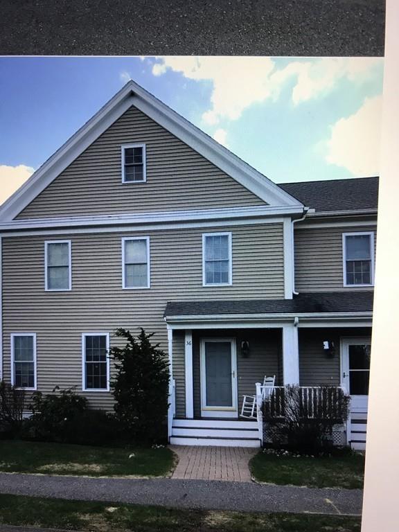 36 Cortland Dr. #36, Stow, MA 01775 (MLS #72317039) :: The Home Negotiators