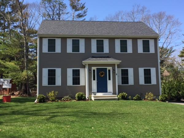 8 Chapman Lane, Plymouth, MA 02360 (MLS #72317244) :: Mission Realty Advisors