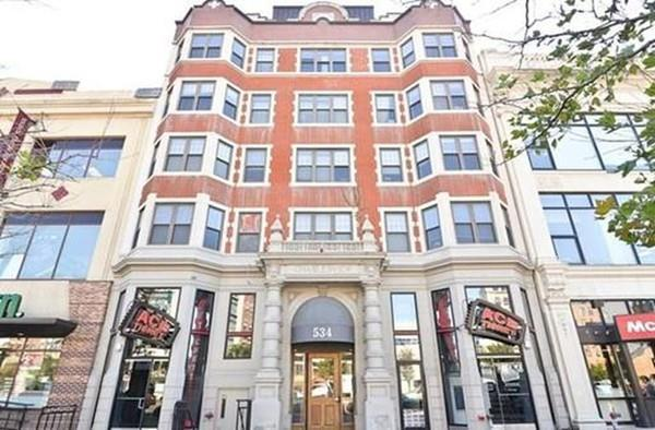 534 Commonwealth Ave 2C, Boston, MA 02215 (MLS #72317262) :: Charlesgate Realty Group