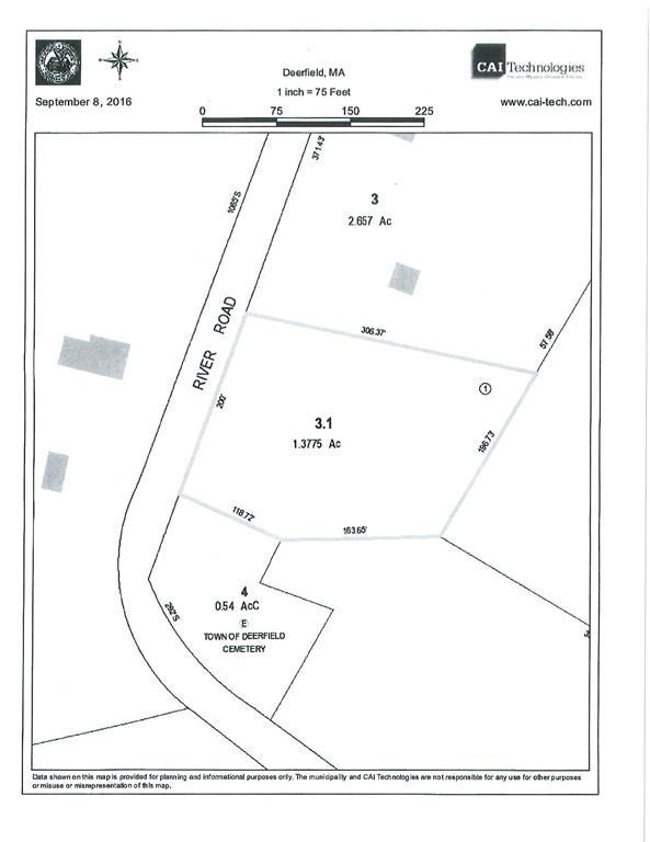 Lot 1 River Rd, Deerfield, MA 01342 (MLS #72317552) :: Local Property Shop