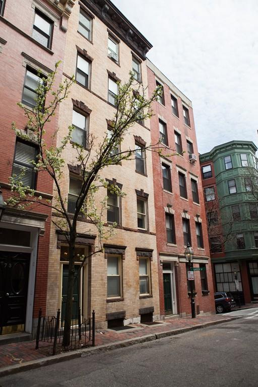 71 Myrtle St #201, Boston, MA 02114 (MLS #72320026) :: Goodrich Residential