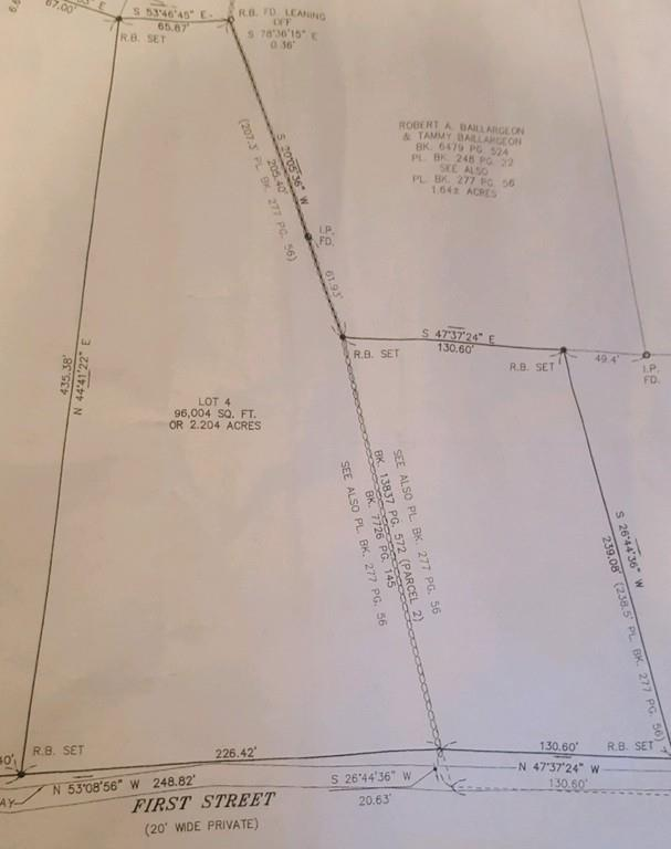 Lot 4 First Street, Brimfield, MA 01010 (MLS #72326552) :: Welchman Real Estate Group | Keller Williams Luxury International Division