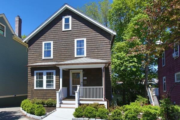 14A Linden Pl, Brookline, MA 02445 (MLS #72327186) :: Vanguard Realty