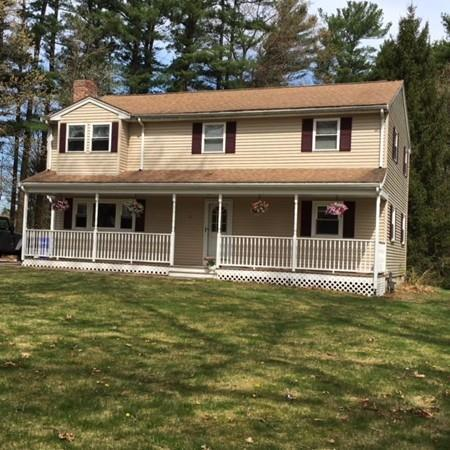 21 Pinehill St, Taunton, MA 02718 (MLS #72328094) :: The Muncey Group