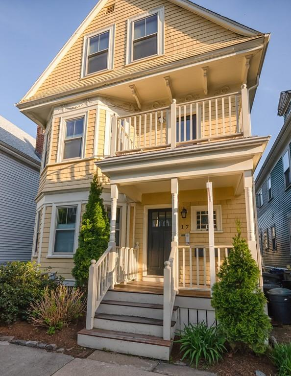 17 Rosemary St #1, Boston, MA 02130 (MLS #72328869) :: Vanguard Realty