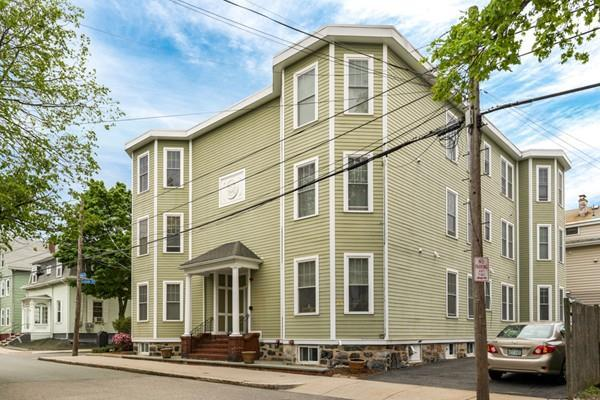 146 Clifton Street #12, Malden, MA 02148 (MLS #72329439) :: Exit Realty