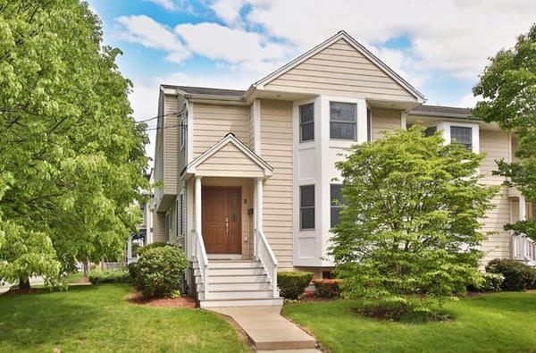 2 No Park Street #1, Watertown, MA 02472 (MLS #72329794) :: Vanguard Realty