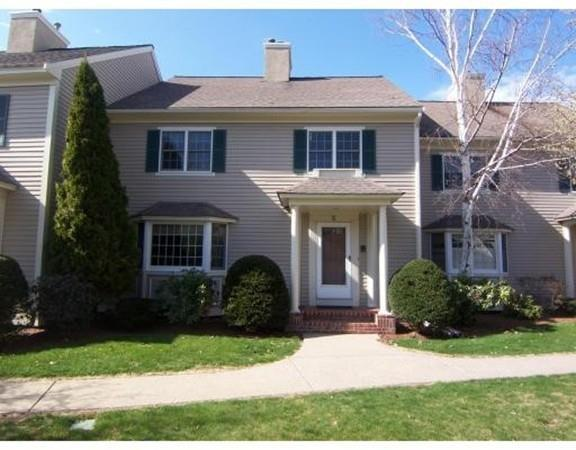 5 Powder Hill Way #5, Westborough, MA 01581 (MLS #72330229) :: Hergenrother Realty Group