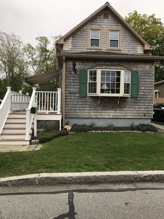 1022 Chaffee St, New Bedford, MA 02745 (MLS #72331483) :: ALANTE Real Estate