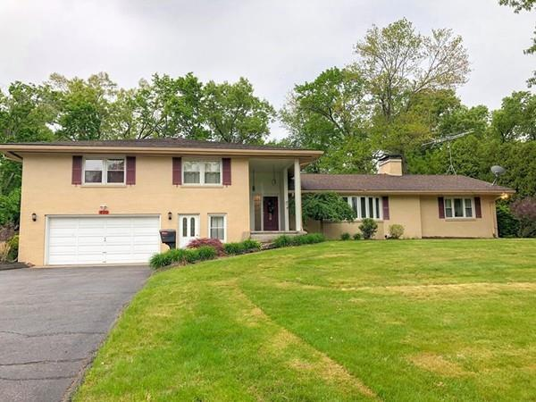 495 Williams St., Longmeadow, MA 01106 (MLS #72332898) :: NRG Real Estate Services, Inc.