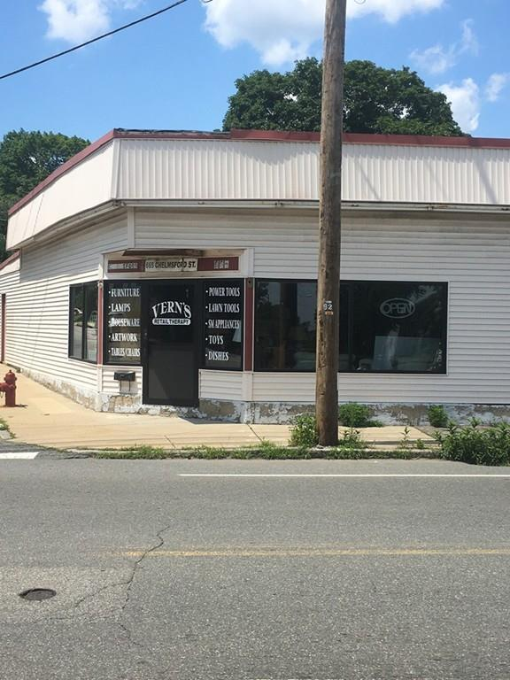 665 Chelmsford St, Lowell, MA 01851 (MLS #72334043) :: Anytime Realty