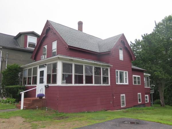 36 Main St, Spencer, MA 01562 (MLS #72334182) :: Anytime Realty
