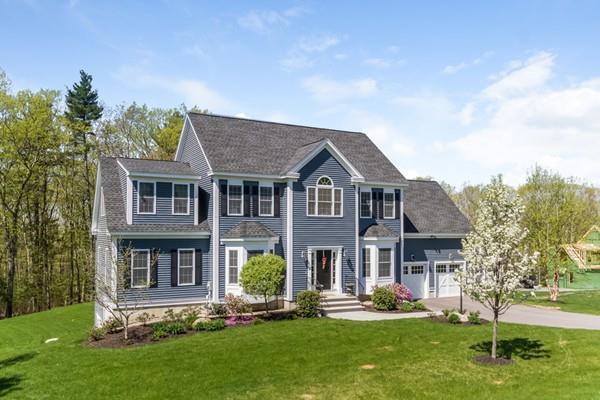 197 Cherry Tree Ln, Groton, MA 01450 (MLS #72334991) :: Goodrich Residential