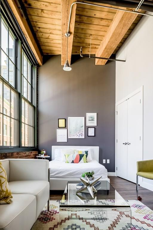 63 Melcher #202, Boston, MA 02110 (MLS #72336868) :: Goodrich Residential