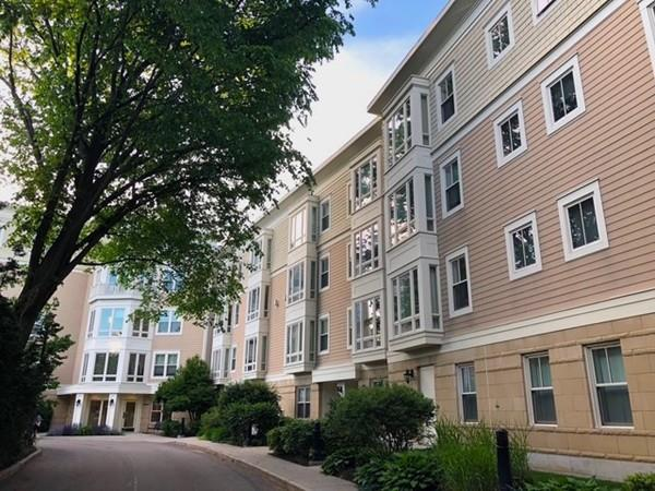 2-14 Saint Paul #405, Brookline, MA 02446 (MLS #72339466) :: Goodrich Residential