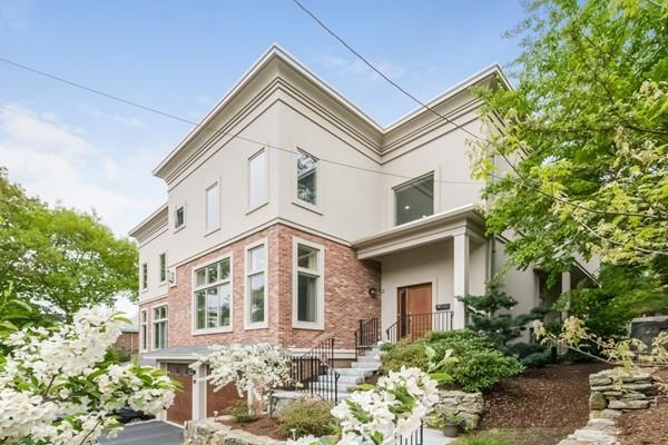 143 Florence St #143, Newton, MA 02467 (MLS #72340042) :: Hergenrother Realty Group