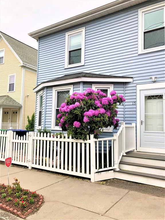 13-15 West St #15, Newton, MA 02458 (MLS #72340611) :: Goodrich Residential