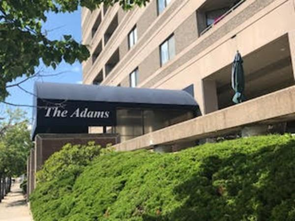 1 Adams Street #402, Quincy, MA 02169 (MLS #72341167) :: Hergenrother Realty Group