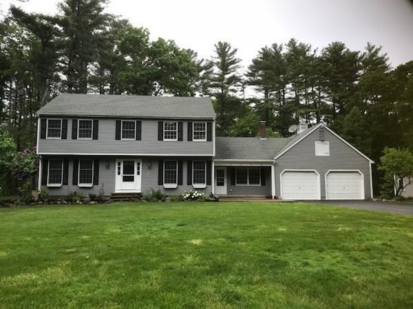 4 Evan Circle, Easton, MA 02356 (MLS #72343635) :: ALANTE Real Estate