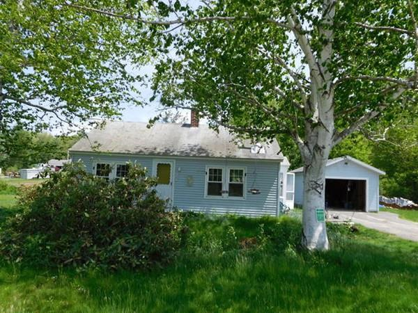 220 N Main Street, New Salem, MA 01355 (MLS #72344084) :: Westcott Properties
