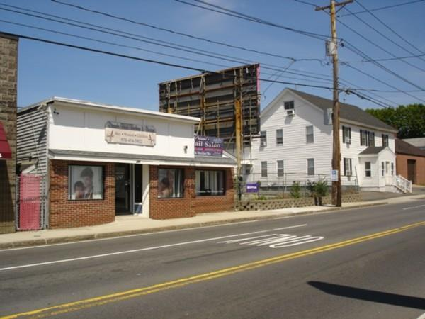 933 Gorham Street, Lowell, MA 01852 (MLS #72344140) :: Westcott Properties