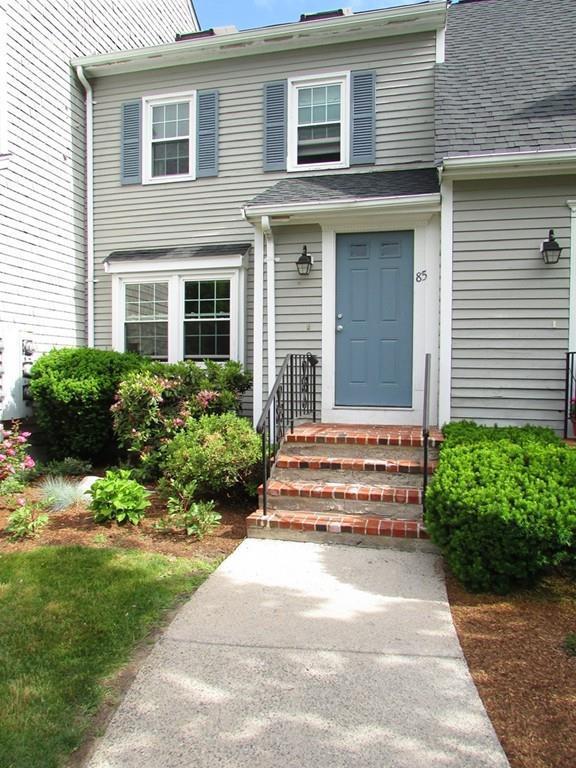 85 Village St #85, Easton, MA 02375 (MLS #72345107) :: ALANTE Real Estate